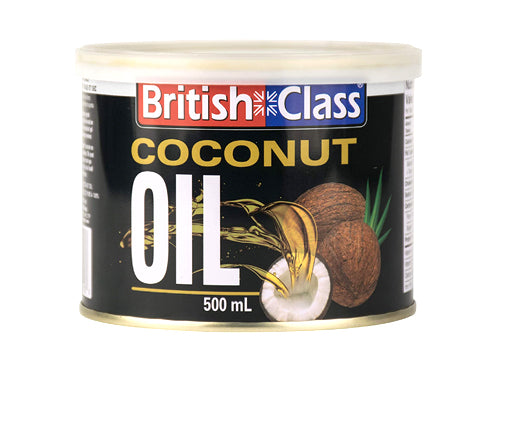 Coconut Oil (British Class)