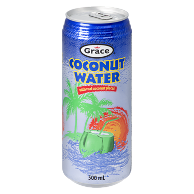 Coconut water with Pulp (500ml)