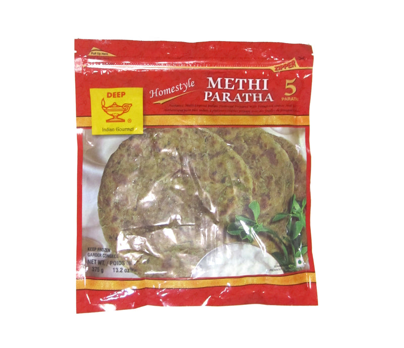 Deep Homestyle Methi Paratha 5pc