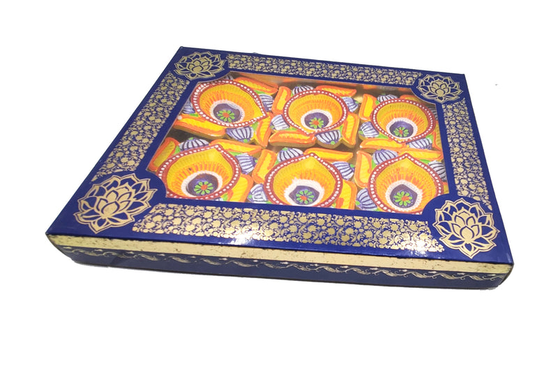 Diwali Deepavali Diyas, Gift pack (Set of 6)