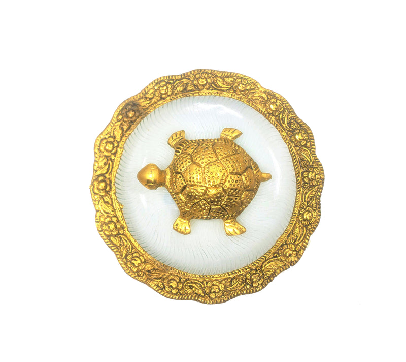 Feng-Shui-Tortoise-Brass-Turtle-with-Glass-Plate-Vastu-Turtle-82