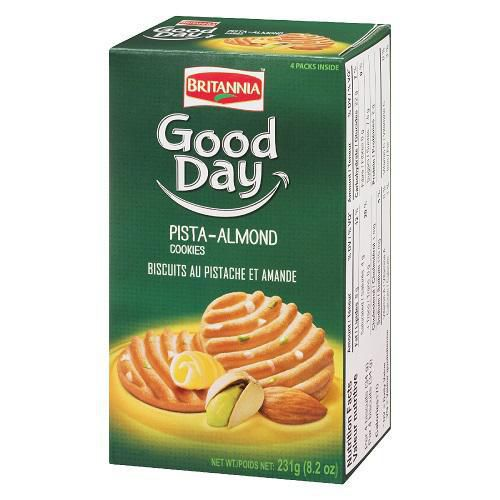 Good Day Pista Almond cookies