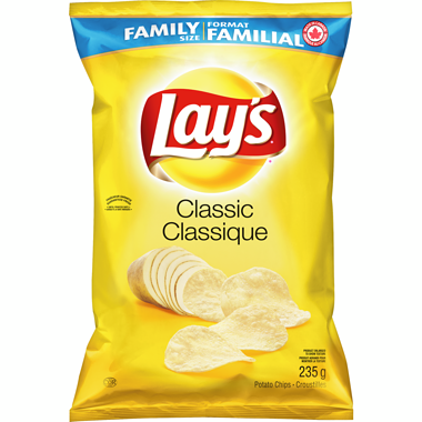 LAY'S CLASSIC® Potato Chips