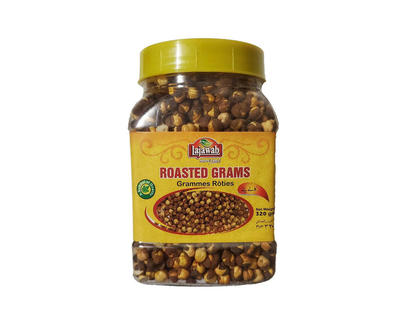 Lajawab Roasted Channa (Grams) 320g