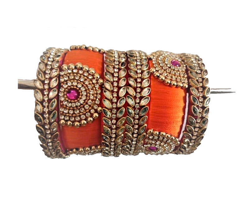 Handmade Multi Color Indian Bangles
