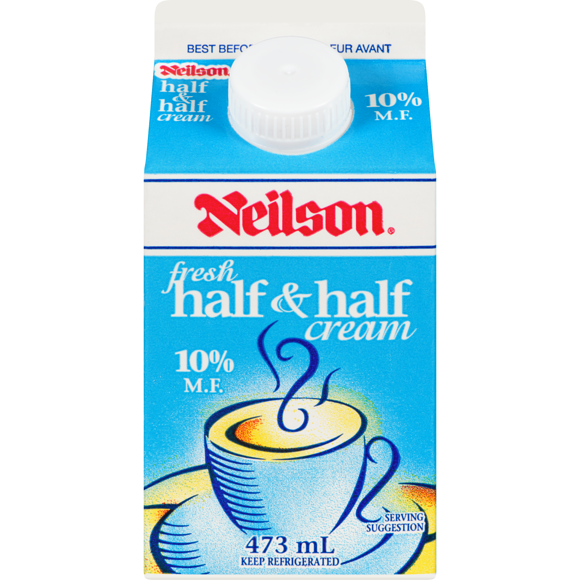 Neilson Half & Half Cream (473mL)