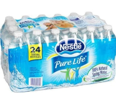 Nestle Pure Life (pack of 24)