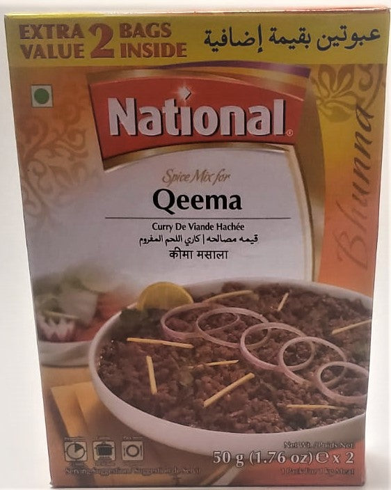 National Qeema Spice Mix 50 g