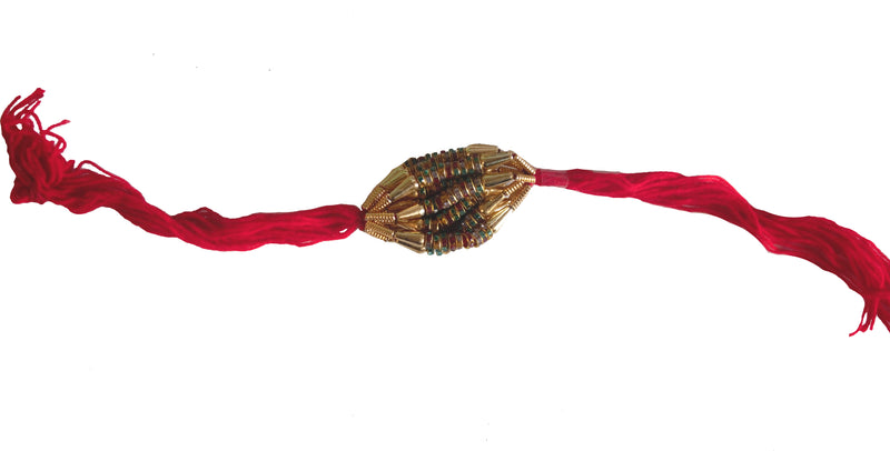 Rakhi/Rakhri for Brother/Bhabi for Indian Festival Raksha Bandhan