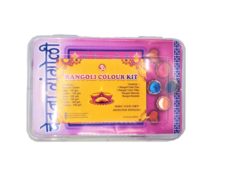 Buy Rangoli Color Kit Canada Online Indian Store Ottawa