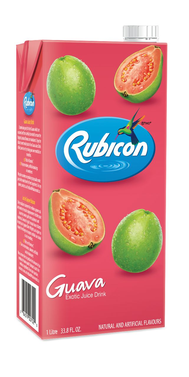 Rubicon Guava Exotic Juice Drink