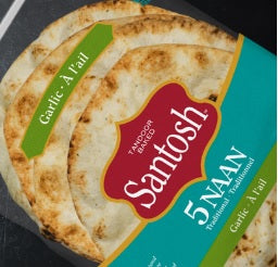 Santosh Naan Garlic