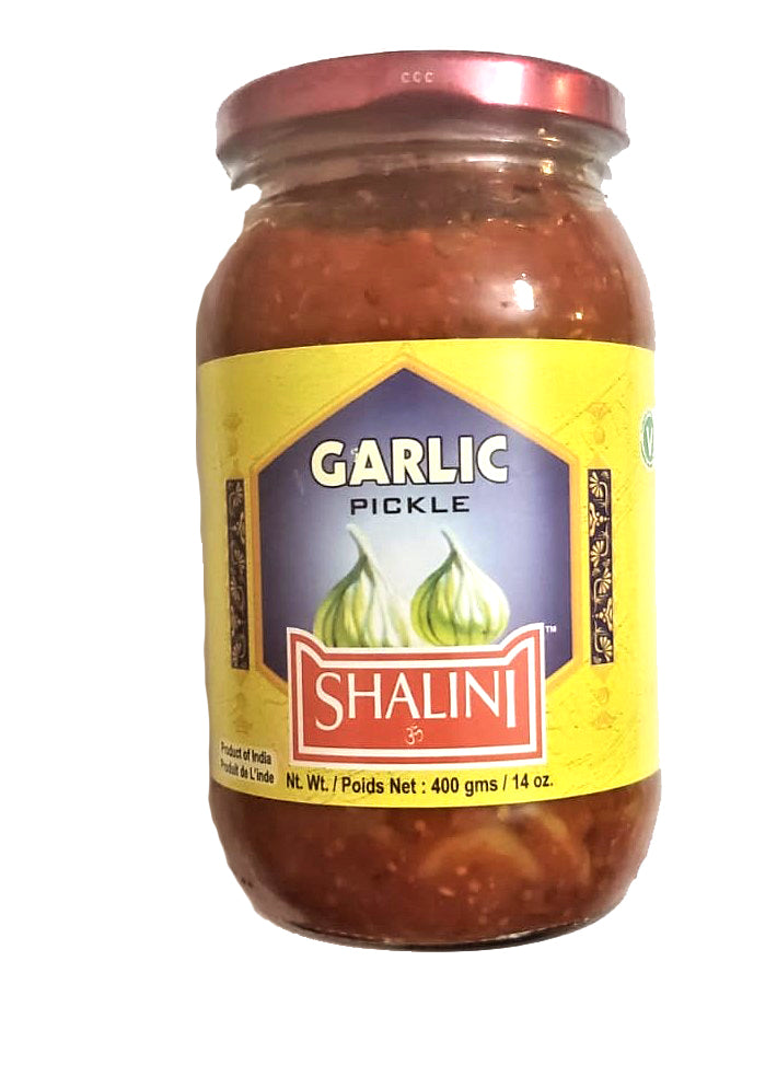 Shalini Garlic Pickle 400 g
