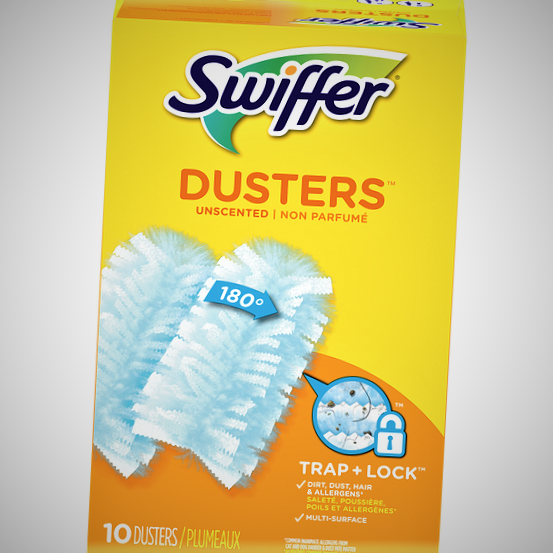 Duster, 180 Refill Unscented (10x10ea)