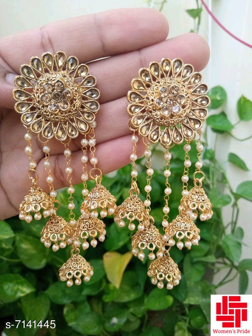 Twinkling Elegant Earrings