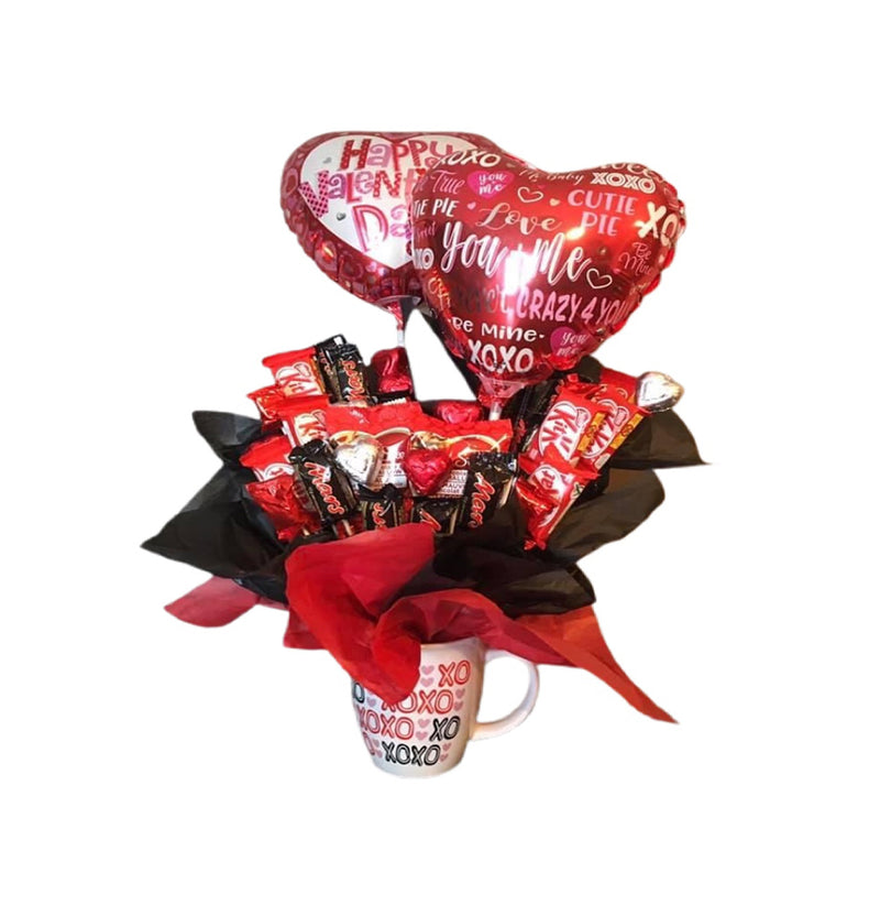 Order Valentine xoxo gift online from Flower Shop Ottawa