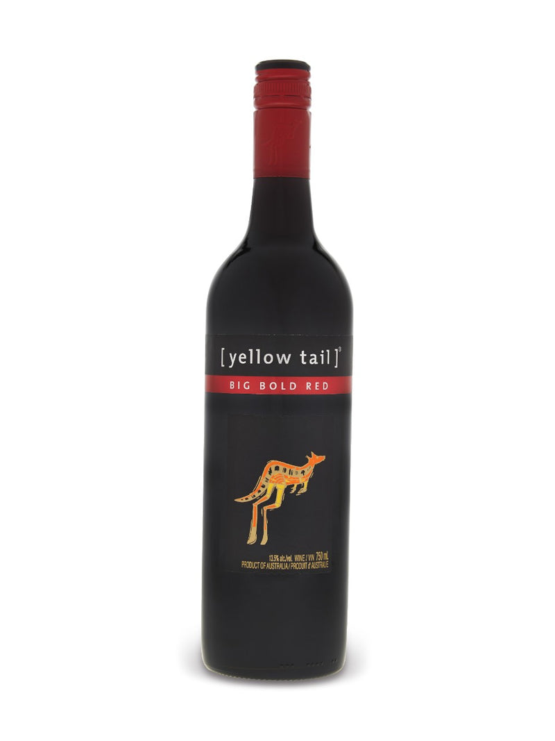 Yellow Tail Big Bold Red (750 mL bottle)