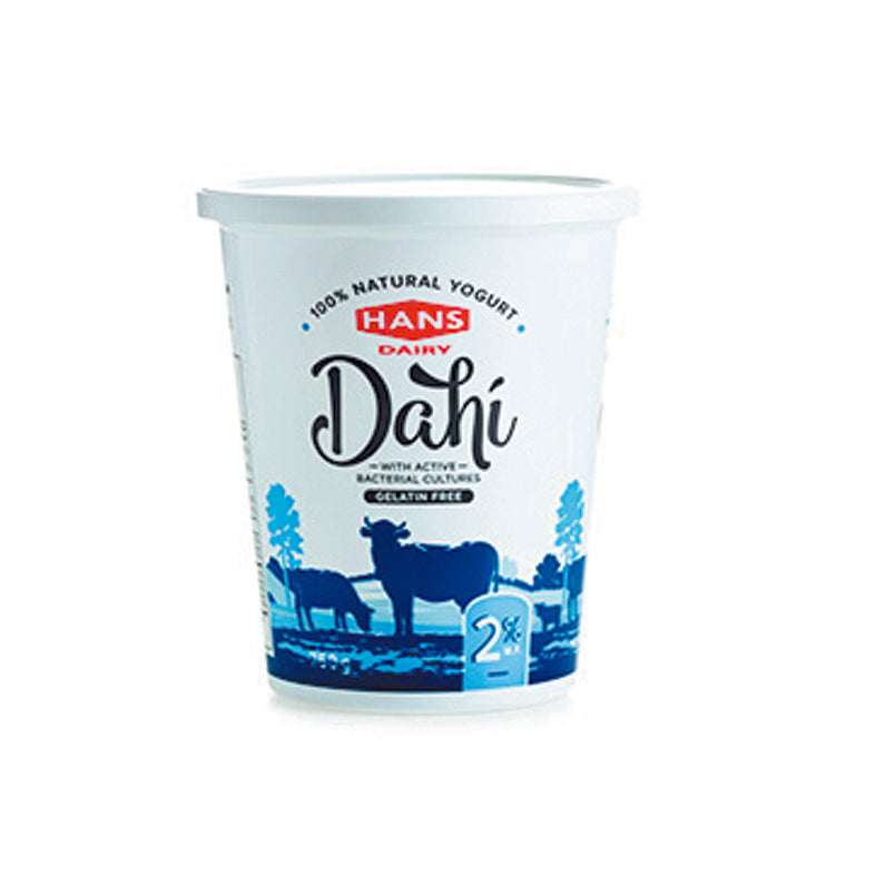 Yogurt- Hans Dahi 2%