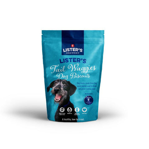 Lister's Tail Waggies Dog Treats - Made With Real Salmon