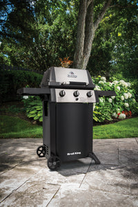Barbecue a GAS BROIL KING GEM 320