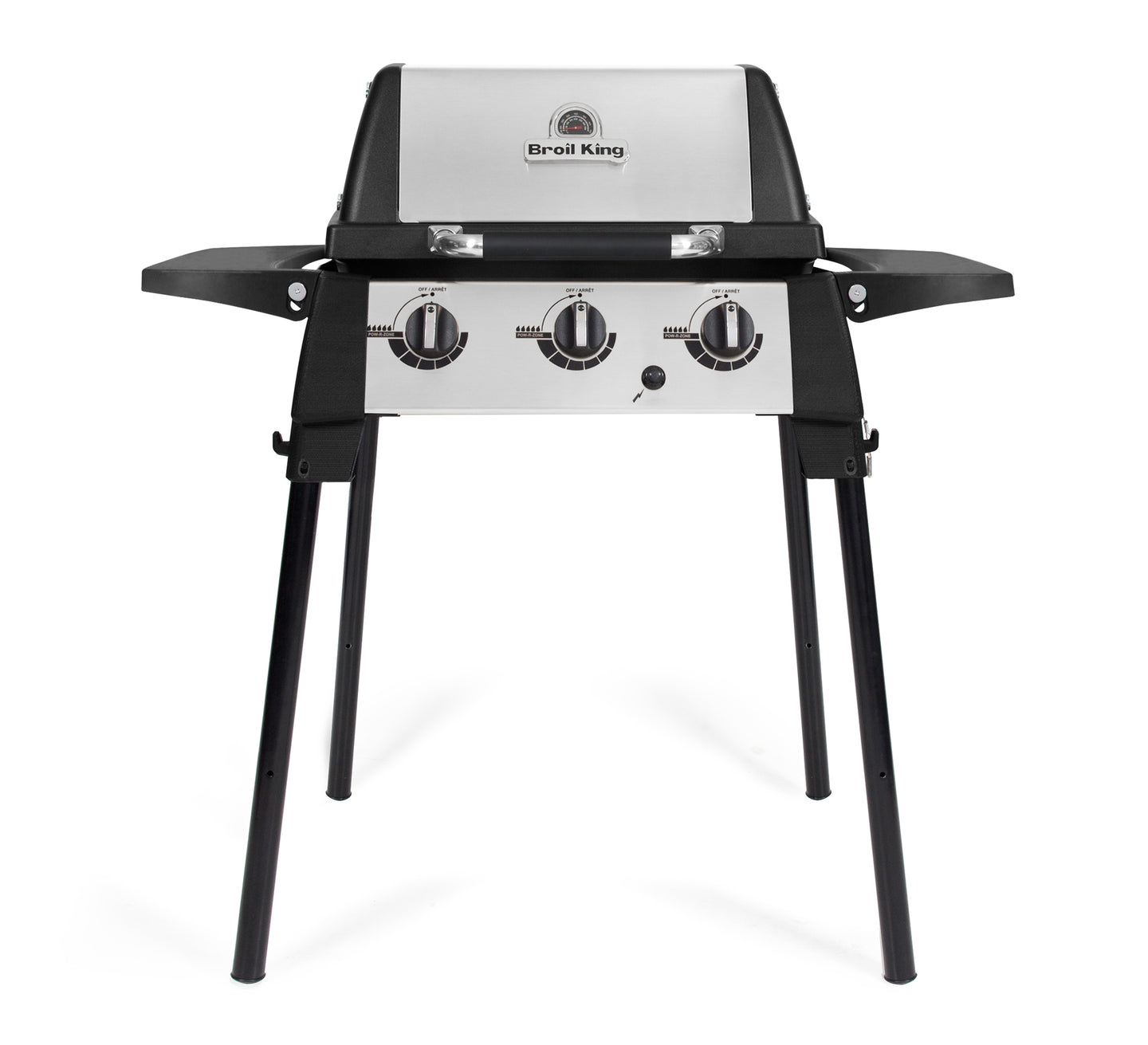 Barbecue a gas BROIL KING porta chef 320 portatile