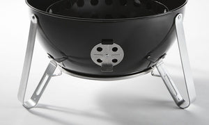 Affumicatore verticale a carbone Weber Smokey Montain Cooker Ø 47