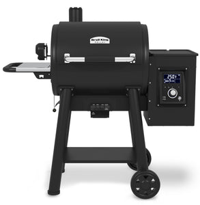 Barbecue a pellet Broil King REGAL 400 con girarrosto