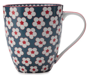 Tazza mug Cotton Bud Blu Christopher Vine