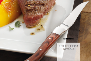Coltello da bistecca Amefa ROYAL STEAK avorio