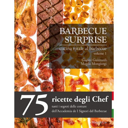 Ricettario Barbecue Surprise Vol.1