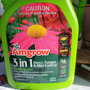 Liquid Fertiliser/Bug spray