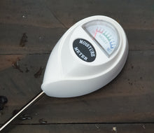 Load image into Gallery viewer, Antique white moisture metre