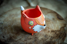 Load image into Gallery viewer, 1 Designer pot-Fox