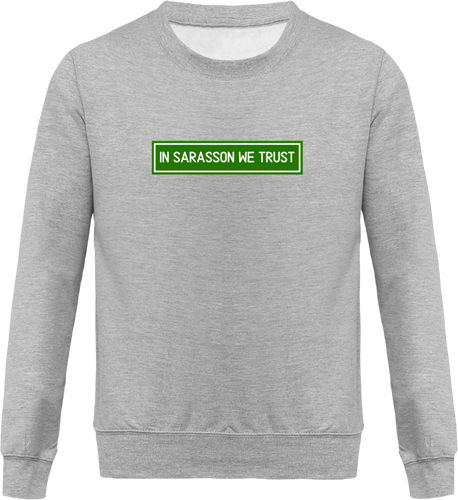 Sweat Sarasson Col Rond - Coissou