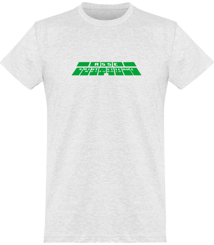 T-Shirt ASSE Henri Point Homme