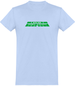 T-Shirt ASSE Henri Point Homme - Coissou