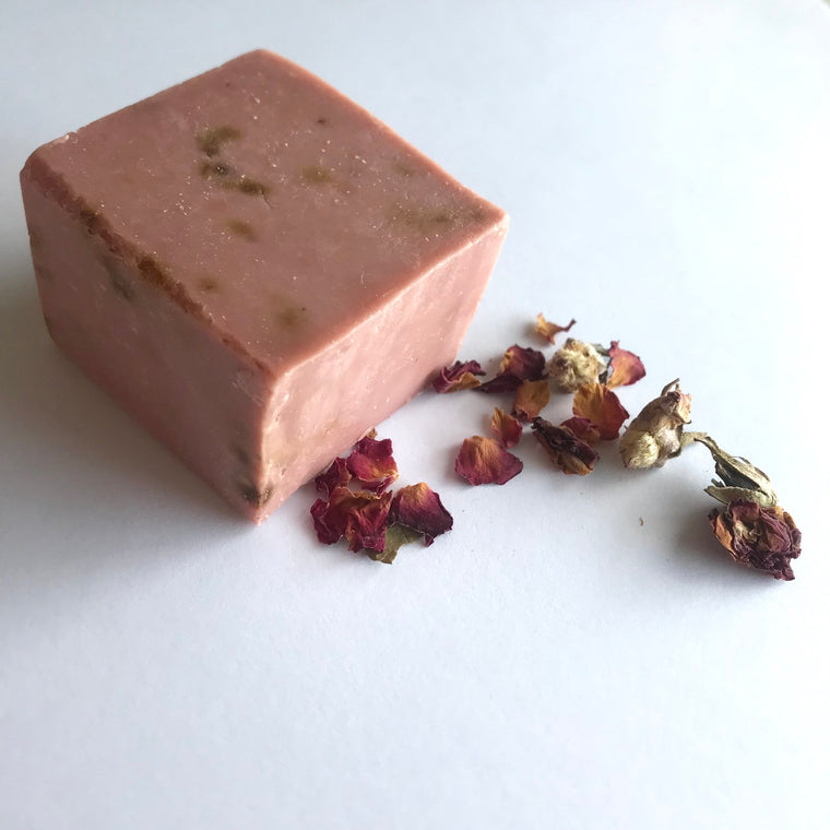 Argan & Rose Bar Soap