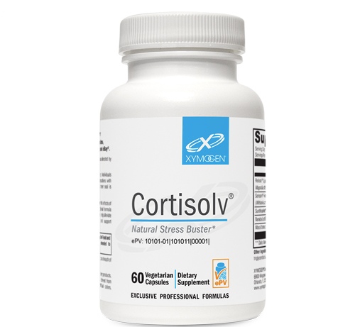 Adrenal Fatigue Cortisolv® 60 Capsules