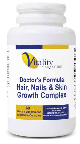 Advanced Hair, Nails and Skin - Doctors Formula