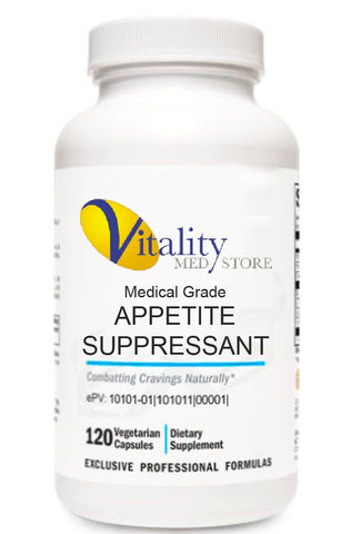 Appetite Suppressant 120 Capsules