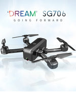 Load image into Gallery viewer, LAUMOX SG706 RC Drone 1080P 4K HD Dual Camera Quadcopter