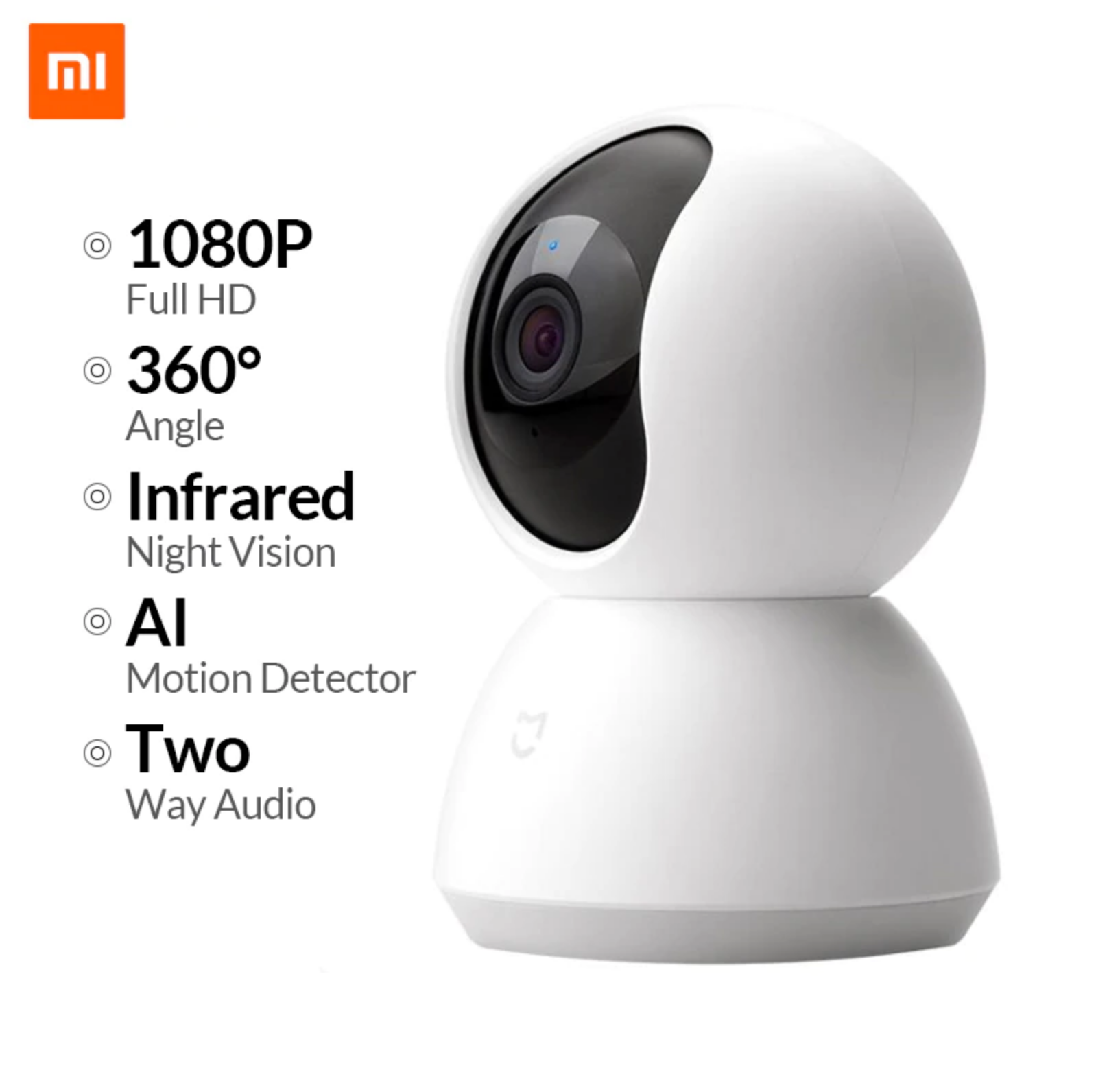Wireless Smart Mi Home Security Camera System