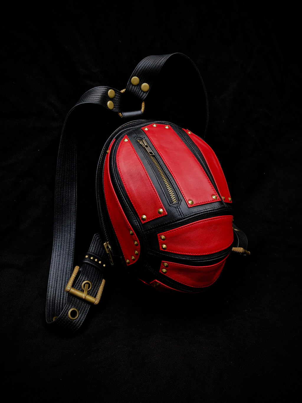RUBY Micro Carapace Bag (Brass)