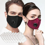 Reusable Dustproof mascarillas,dust Facemask