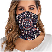 Windproof Face Cover Bandana Scarf