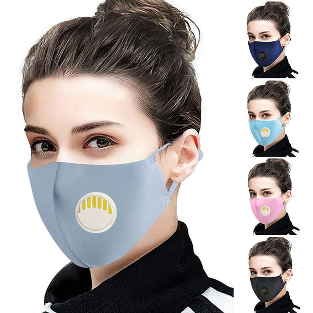 Pm2.5 Activated Carbon Mask Washable And Reusable