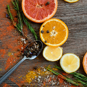 Spiced Citrus