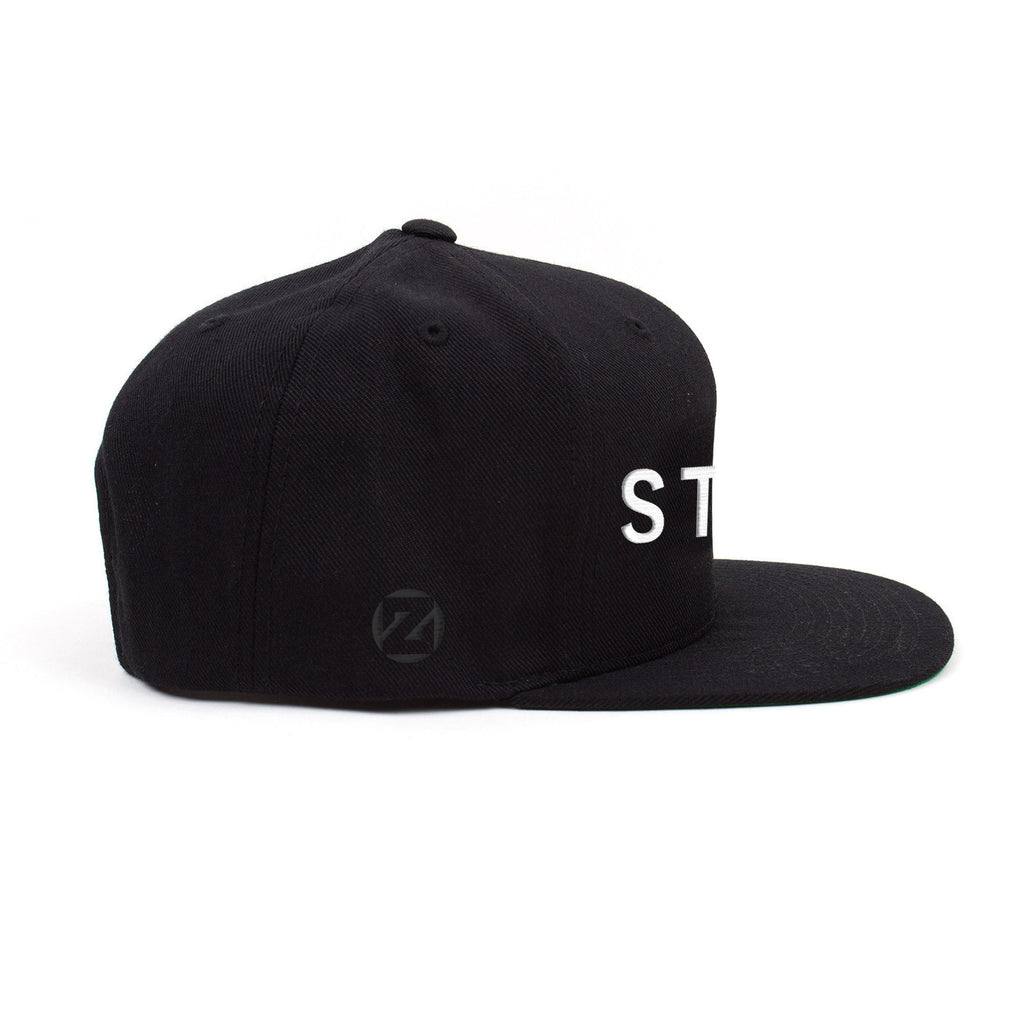 'Stay' Snapback Hat