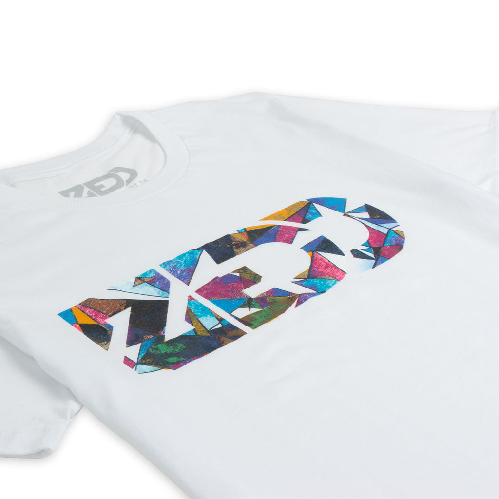 'Triangles' T-Shirt // Unisex