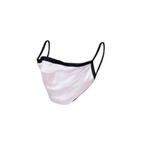 Face mask Kids Light Pink/Black